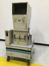 Cincinnati Milacron 10 Hp Grinder Granulator Cms 1116 Used 106715