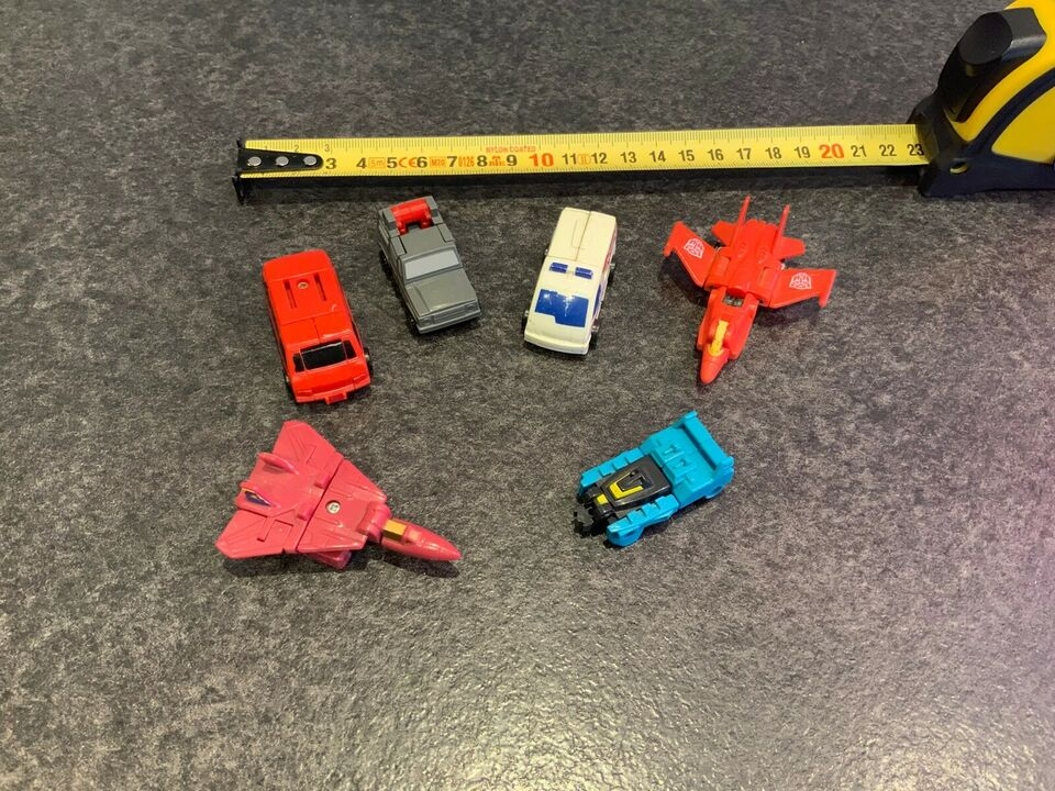Gamle transformers, Tf