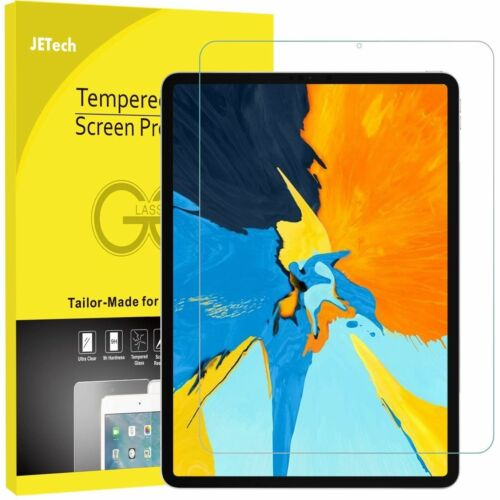 Fast Delivery JETech Screen Protector for iPad Pro 11-Inch 2018Tempered Glass