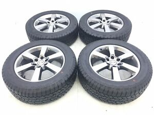 20 20 Inch Oem Factory Ford F150 Wheels Rims Tires Hankook Dynapro
