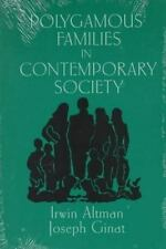 Polygamous Families in Contemporary Society-ExLibrary
