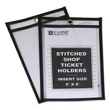 C-Line Plastic Shop Ticket Holder - 46058