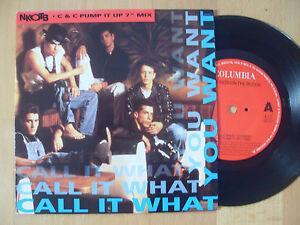 Single 4) NEW KIDS ON THE BLOCK /Call it what you want - ♫♫♫♫♫♫♫♫♫♫♫, Deutschland - Single 4) NEW KIDS ON THE BLOCK /Call it what you want - ♫♫♫♫♫♫♫♫♫♫♫, Deutschland