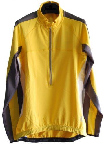 Men/'s TopCool Reflective Zipper Long Sleeved Fall Winter Biking Cycling Jersey