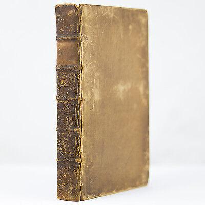 1752 FIRST EDITION POLITICAL DISCOURSES BY DAVID HUME EDINBURGH KINCAID RARE 1ST
