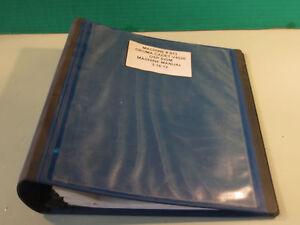 OKUMA-CADET-V4020-OSP-5020M-MACHINE-813-PARTS-BOOK-MANUAL