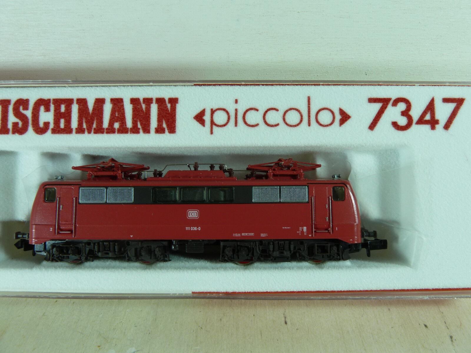 Ladenneu Fleischmann Spur N BR111 E-lLok 7347    Primäre Qualität