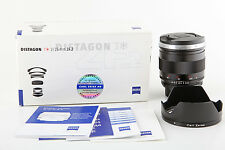 Carl Zeiss Distagon T* 25 mm 1:2,0 ZF.2 Objektiv für Nikon