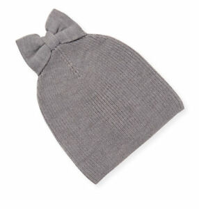 236e716620c Kate Spade New York Hat Solid Bow Beanie NEW  48 400970291208