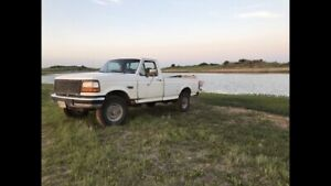 1994 Ford F 250