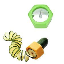 1pc Cucumber Cutter Slicer Fruit Carving Tools Cucumber Slicer/Cucumber Slice...