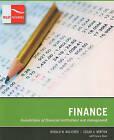 Finance by Ronald W. Melicher, Edgar A. Norton (Paperback, 2008)
