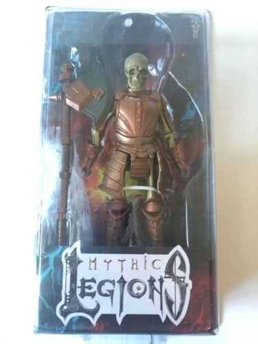 Mythic Legions 1.0 Gold Skeleton Action Figure from Four Horsemen Studios NEW