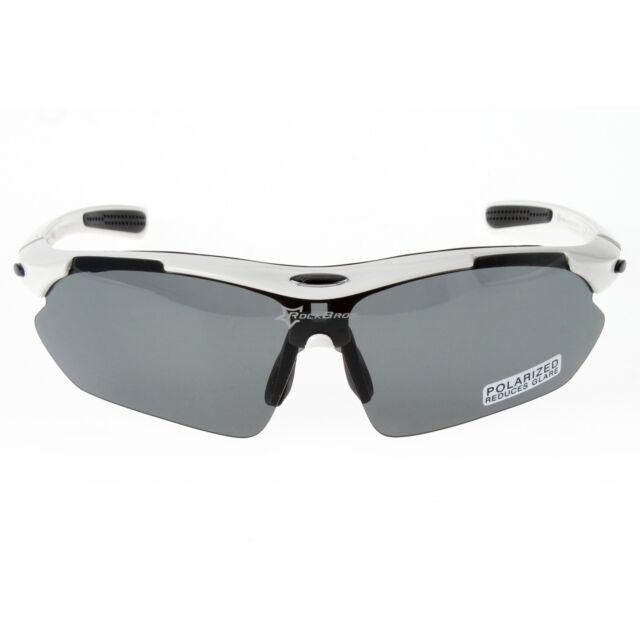 71dfef0c539c8 RockBros Polarized Cycling Sunglasses Bike Goggles Eyewear Sport ...