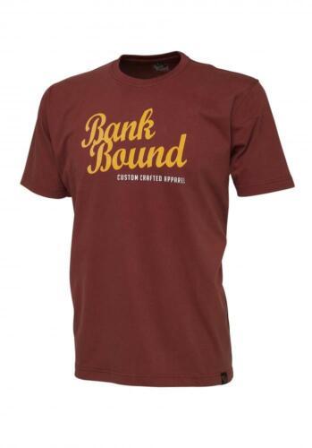 Pro Logic Banque Bound Custom T-Shirt Toutes Les Tailles