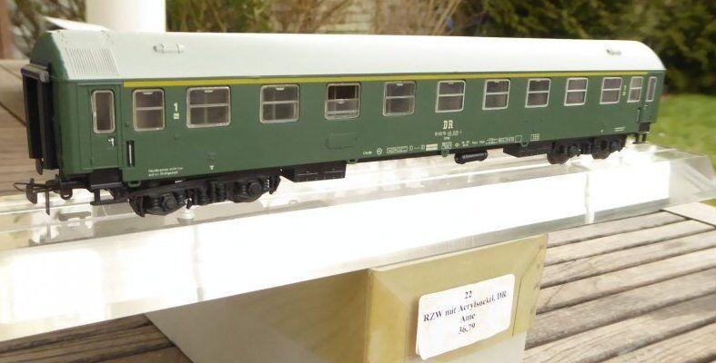 Sachsenmodelle Train Cars AME Dr ep.4 DWA Deutsche Waggonbau AG Bombardier