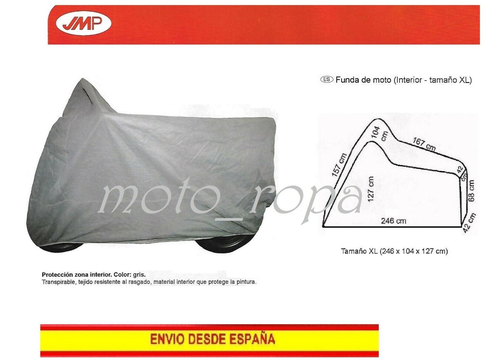 Funda de Moto Interior Proteccion Moto Custom Scooter Talla XL