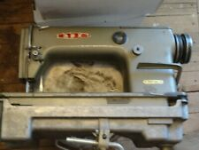 Rex Commercial Heavy Duty Sewing Machine 351 2l Low Use Fast Shipping