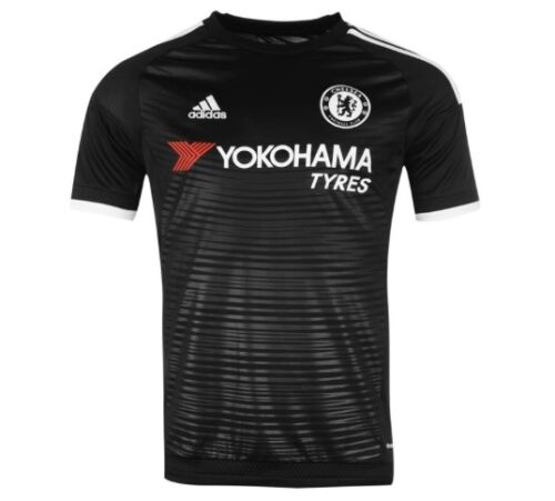 Adidas FC Chelsea London 3rd Away Away Kit 2015 2016 Black all sizes