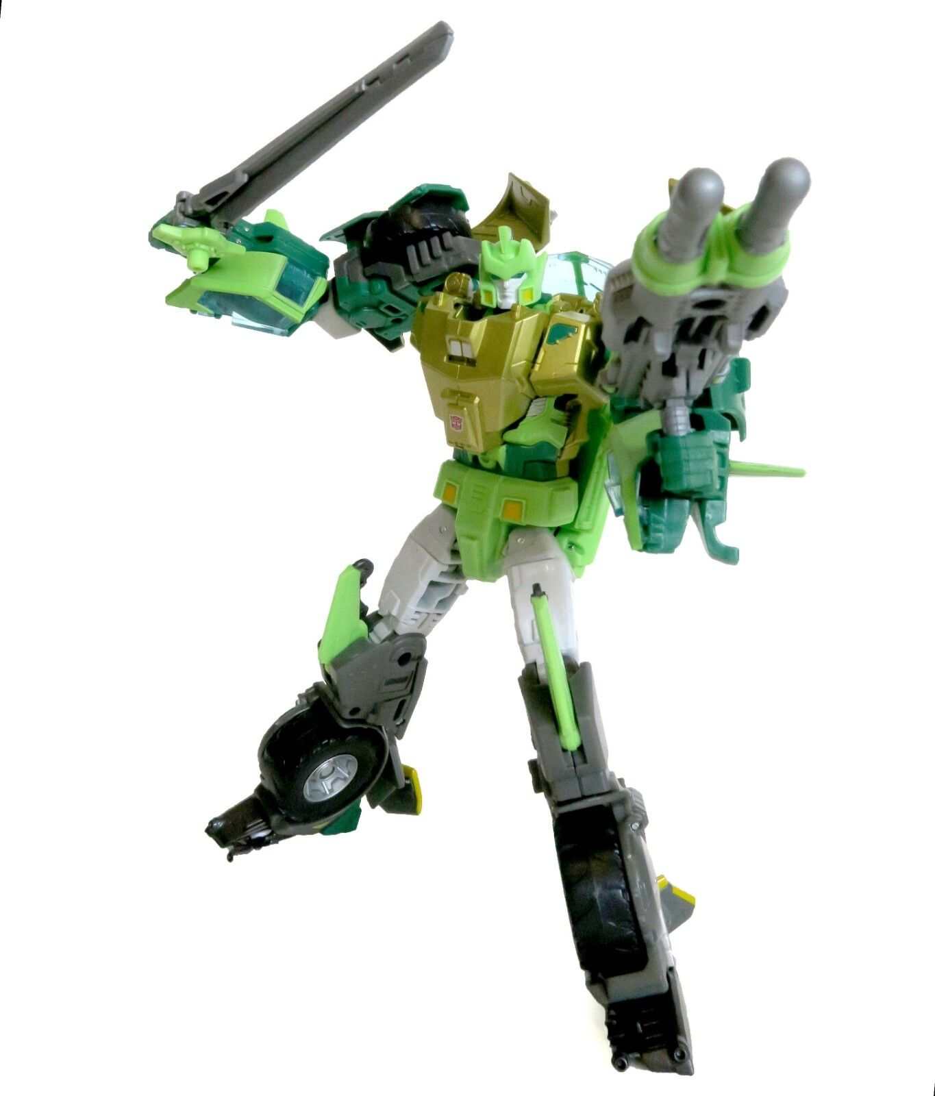 Transformers Generations Platinum Edition Triple Changer Voyager Springer