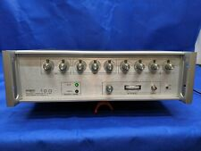 Pts Model 120 Precision 120mhz Frequency Synthesizer Opt Ocxo Gpib Io