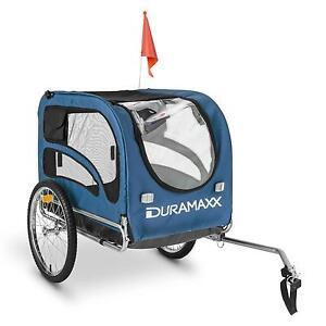 hundeanh nger blau jogger hund hundetransporter fahrradanh nger fahrrad anh nger ebay. Black Bedroom Furniture Sets. Home Design Ideas