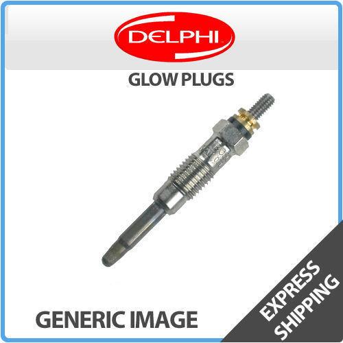 CHRYSLER VOYAGER III 2.5 2.8 Delphi Glow Plug