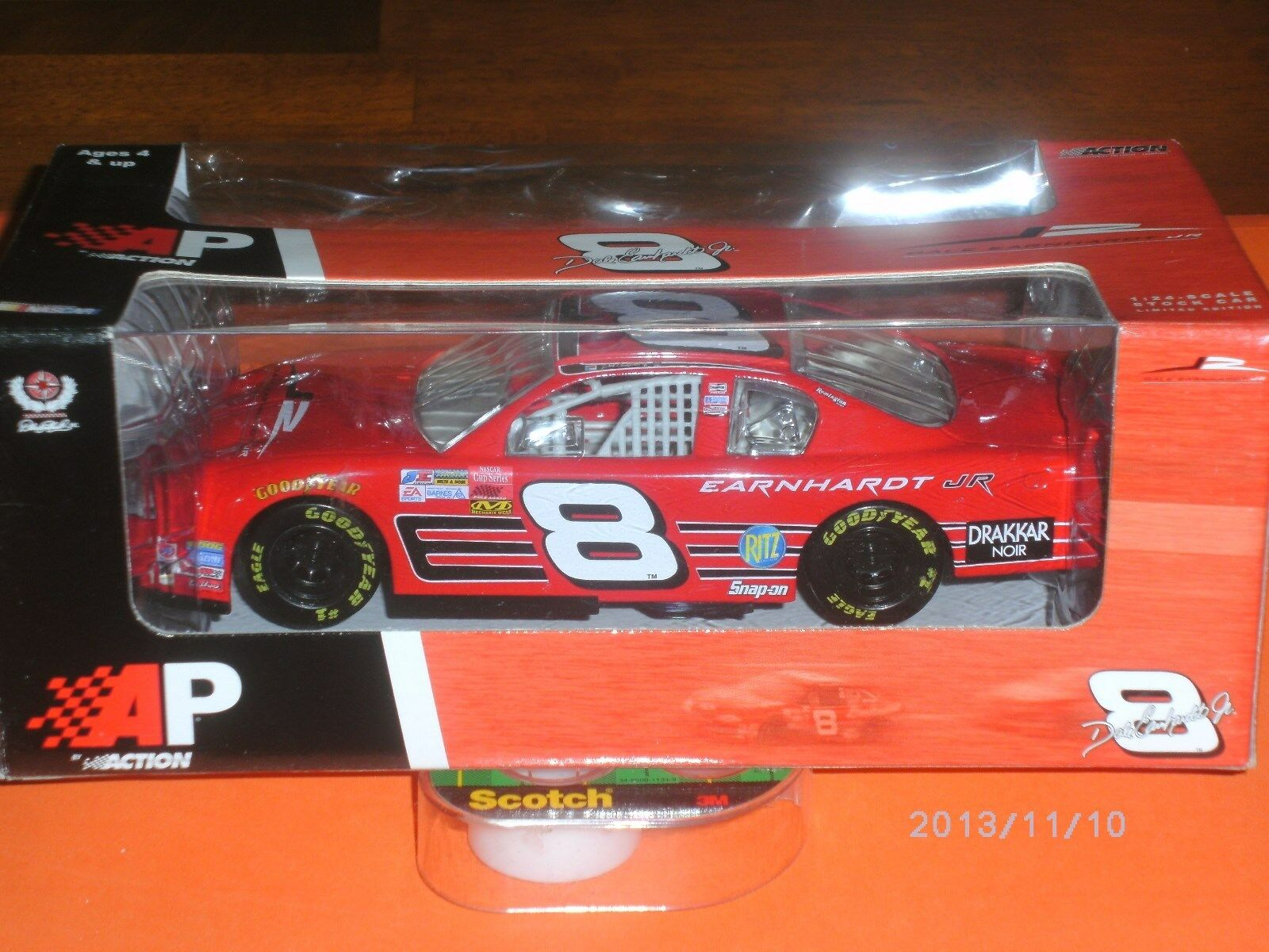 2003 Limited Edition  AP Dale Earnhardt Jr  24 scale Die Cast HARD TO FIND