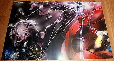Poster A3 Tokyo Ghoul Kaneki Kagune Manga Anime Cartel Decor Otaku Impresion 03