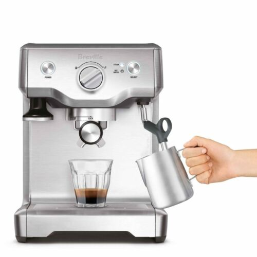 RRP $399.95 Breville BES810BSS the Duo-Temp™ Pro 1700W Coffee Machine
