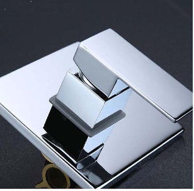 Single Handle Shower Faucet Control Valve Chrome Brass