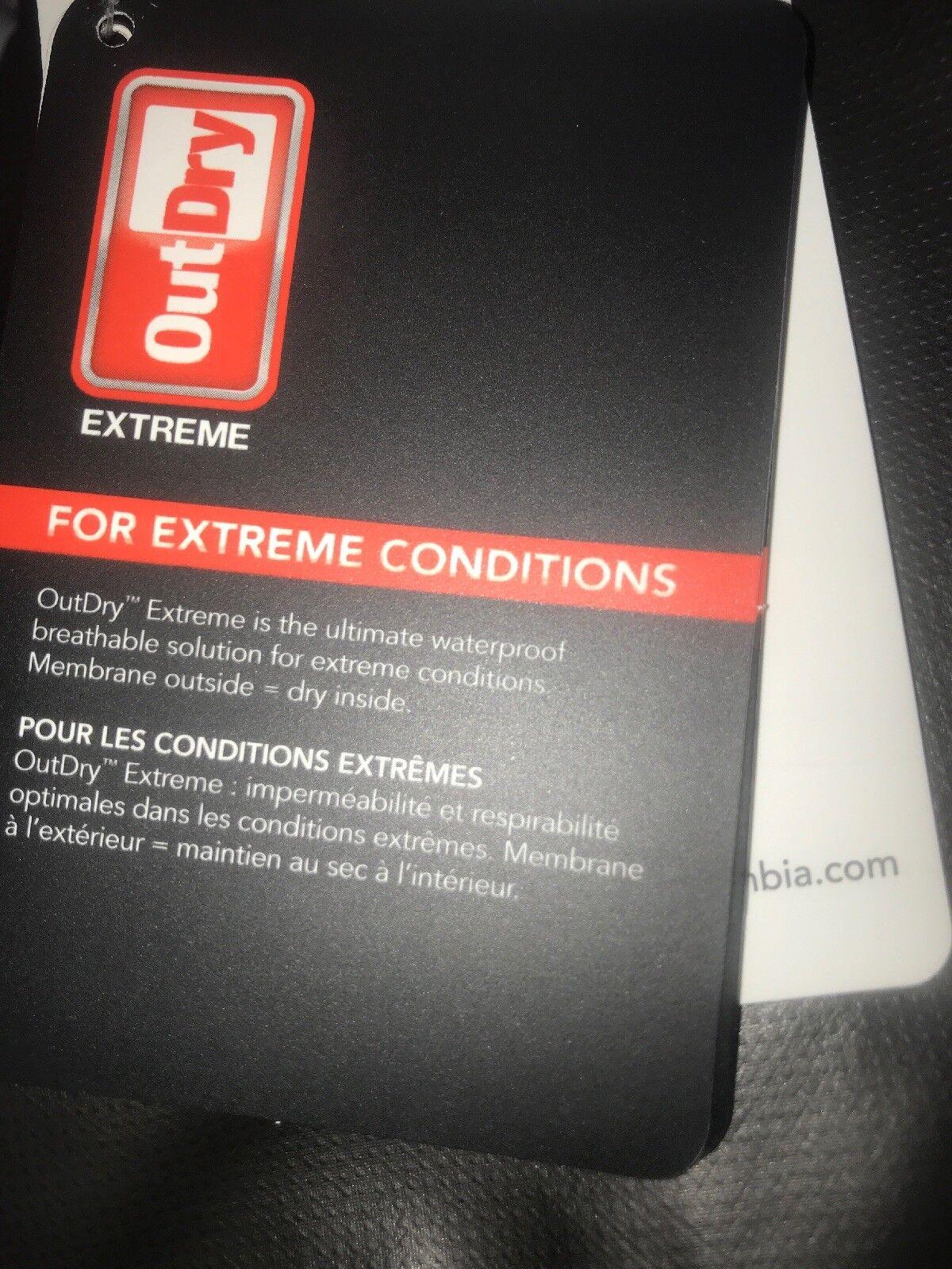 Nuevo con etiquetas Chaqueta para para para mujer OutDry ex Moto Columbia S P-al por menor  160-Tamaño Grande d3a756