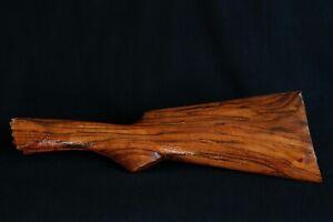 Zephyr-Woodlander-Double-Barrel-Shotgun-English-Walnut-Gunstock