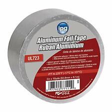 Ipg Aluminum Foil Tape 2 X 10 Yd Silver Single Roll