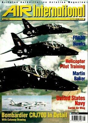 URUGUAY NAVAL AIR// UAV SURVEY// 100 SQN HAWKS// AIRBUS AIR INTERNATIONAL FEB 92