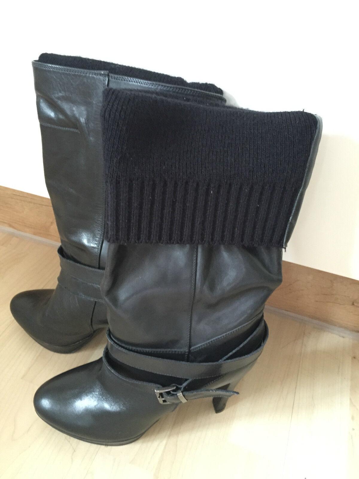 Ovyé by by Ovyé Christina Lucchi botas botas de cuero botines tobillo 8afed3
