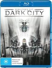 DARK CITY : Director's Cut (1998 Rufus Sewell)  -  Blu Ray - Sealed Region B