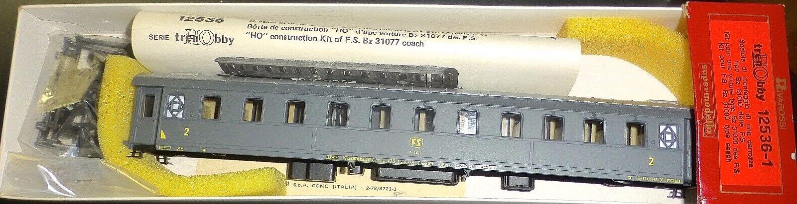 FS BZ 31077 vehículos implicados kit trenhobby Rivarossi 12536-1 h0 1 87 Å