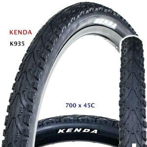 2 x ETC City Hybrid Commuter Tyres 700 x 45c