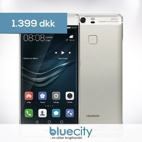 HUAWEI Huawei P9 32GB Sølv, Huawei P9 32GB Sølv