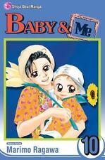 Baby & Me, Vol. 10, Ragawa, Marimo, Good Condition, Book