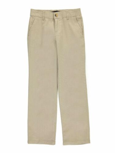 French Toast Girls/' Adjustable Waist Straight Leg Pants