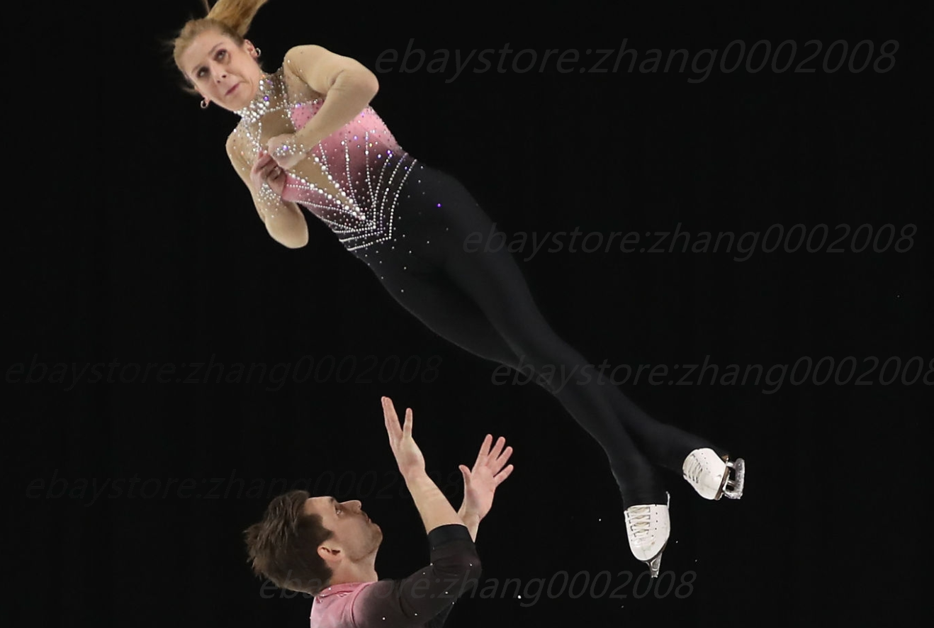 Rhythmic Gymnastics Unitard.Ice cifra Skating Dance Costume.Acrobatic Suit