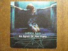 PATRICIA KAAS CD SINGLE JE ME SOUVIENS (GOLDMAN)
