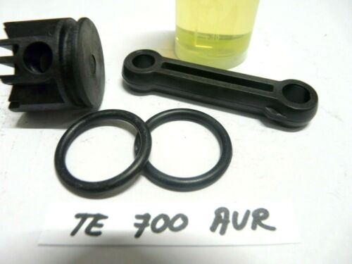 2 x O-Ring für Erreger /& Luftkolben  !!!! Hilti TE 700 AVR Kolben+Pleuel