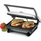 Cuisinart GR-1 Griddler Panini and Sandwich Press - Factory Refurbished
