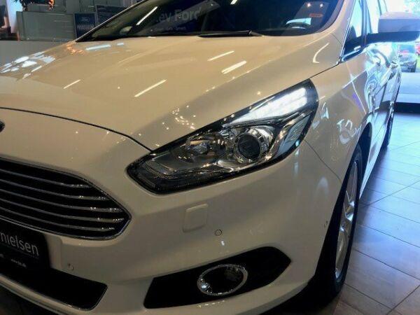 Ford S-MAX 1,5 SCTi 160 Titanium billede 14