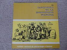 Cancionero de la intervencion Francesa 13  Instituto nacional de antropologia