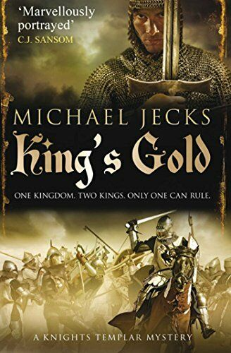 1 of 1 - King's Gold (Knights Templar Mysteries 30) by Jecks, Michael 1849830835 The