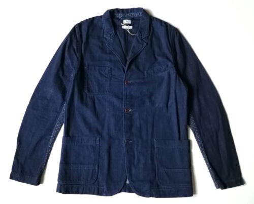 Tailor L Blue Edwin Cerulean Jacket Rinsed Denim 8RqOqC